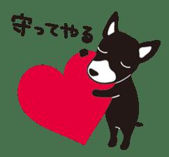 Miracle Train Tokugawa ver. sticker #4970581
