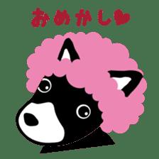 Miracle Train Tokugawa ver. sticker #4970601