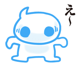 mocomoco man 2 sticker #4978721
