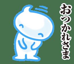 mocomoco man 2 sticker #4978722