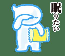 mocomoco man 2 sticker #4978741