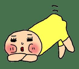 buriko sticker #4981118