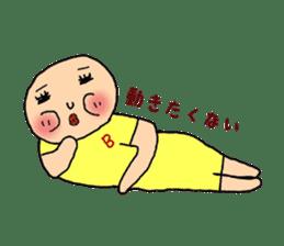 buriko sticker #4981119