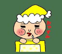 buriko sticker #4981135
