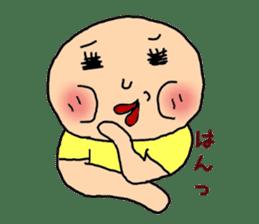 buriko sticker #4981146