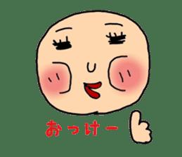 buriko sticker #4981148