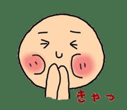 buriko sticker #4981149