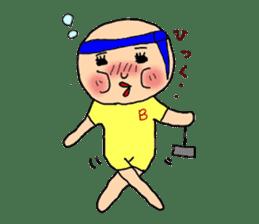 buriko sticker #4981153