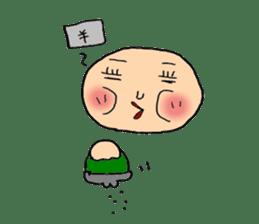 buriko sticker #4981156