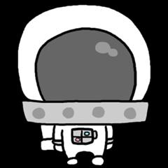 YURU Astronaut