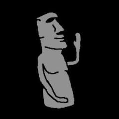 Moai Mossan