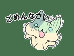kobuta sensei sticker #4992512