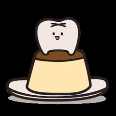 follow me Mr.molar!