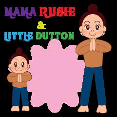 Mama Rusie & Little Dutton