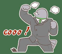 Mr. HATOMUNE sticker #4993640