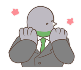 Mr. HATOMUNE sticker #4993642