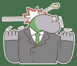Mr. HATOMUNE sticker #4993645