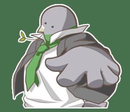 Mr. HATOMUNE sticker #4993650