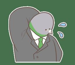Mr. HATOMUNE sticker #4993664