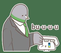 Mr. HATOMUNE sticker #4993676