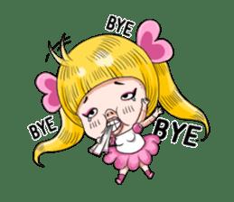 I am AiKo sticker #5004046