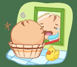 Muffin Cheeze!! 2 sticker #5007623