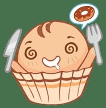 Muffin Cheeze!! 2 sticker #5007628