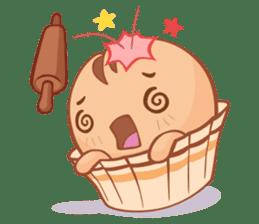 Muffin Cheeze!! 2 sticker #5007635