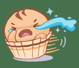 Muffin Cheeze!! 2 sticker #5007636