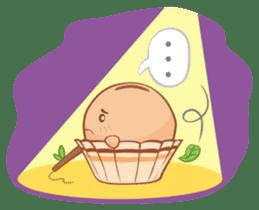 Muffin Cheeze!! 2 sticker #5007638