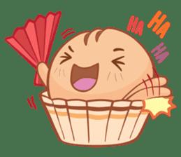 Muffin Cheeze!! 2 sticker #5007645