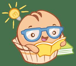 Muffin Cheeze!! 2 sticker #5007647