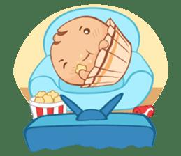 Muffin Cheeze!! 2 sticker #5007650