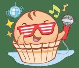 Muffin Cheeze!! 2 sticker #5007654