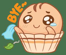 Muffin Cheeze!! 2 sticker #5007660