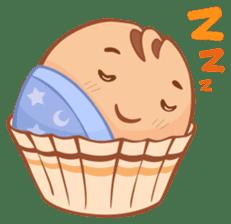 Muffin Cheeze!! 2 sticker #5007661