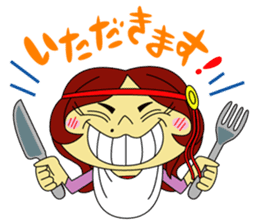 Angela Sato sticker #5009064