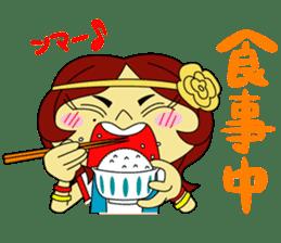 Angela Sato sticker #5009075