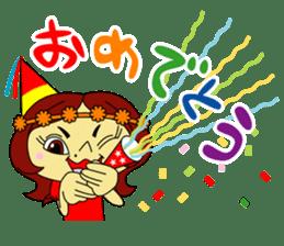 Angela Sato sticker #5009078
