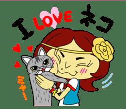 Angela Sato sticker #5009085