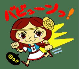 Angela Sato sticker #5009088