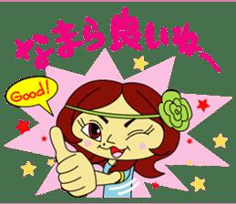 Angela Sato sticker #5009095