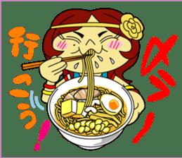 Angela Sato sticker #5009098
