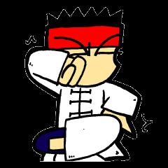 luohan quan shaolin kung fu