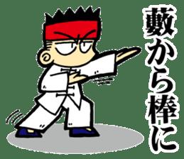 luohan quan shaolin kung fu sticker #5010549