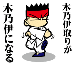 luohan quan shaolin kung fu sticker #5010551