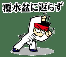 luohan quan shaolin kung fu sticker #5010554