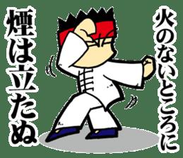 luohan quan shaolin kung fu sticker #5010556