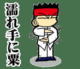 luohan quan shaolin kung fu sticker #5010560