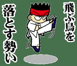 luohan quan shaolin kung fu sticker #5010564